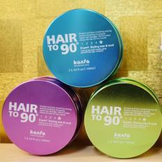 Bảng Giá Sáp vuốt tóc Hair To 90 Wax 100ml – Macco Mart