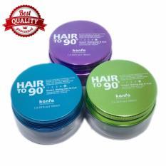 Sáp vuốt tóc Kanfa Hair To 90 Wax