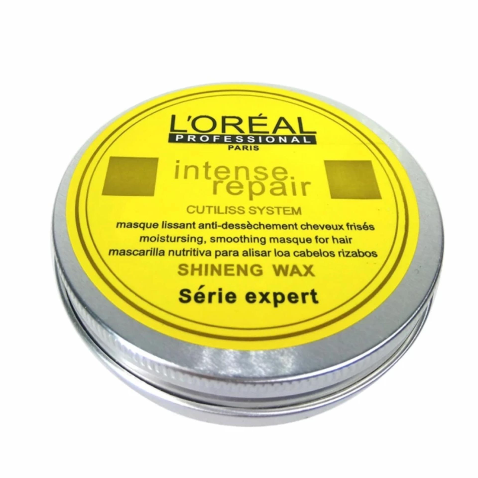 Cách mua Sáp vuốt tóc Loreal màu vàng chanh – chất sáp đục, giữ nếp chuẩn