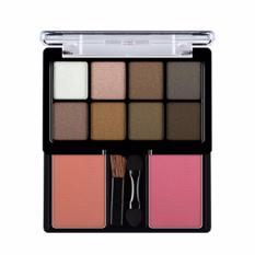 Set Phấn Mắt Và Má Hồng ODBO Eyeshadow & Blush #04