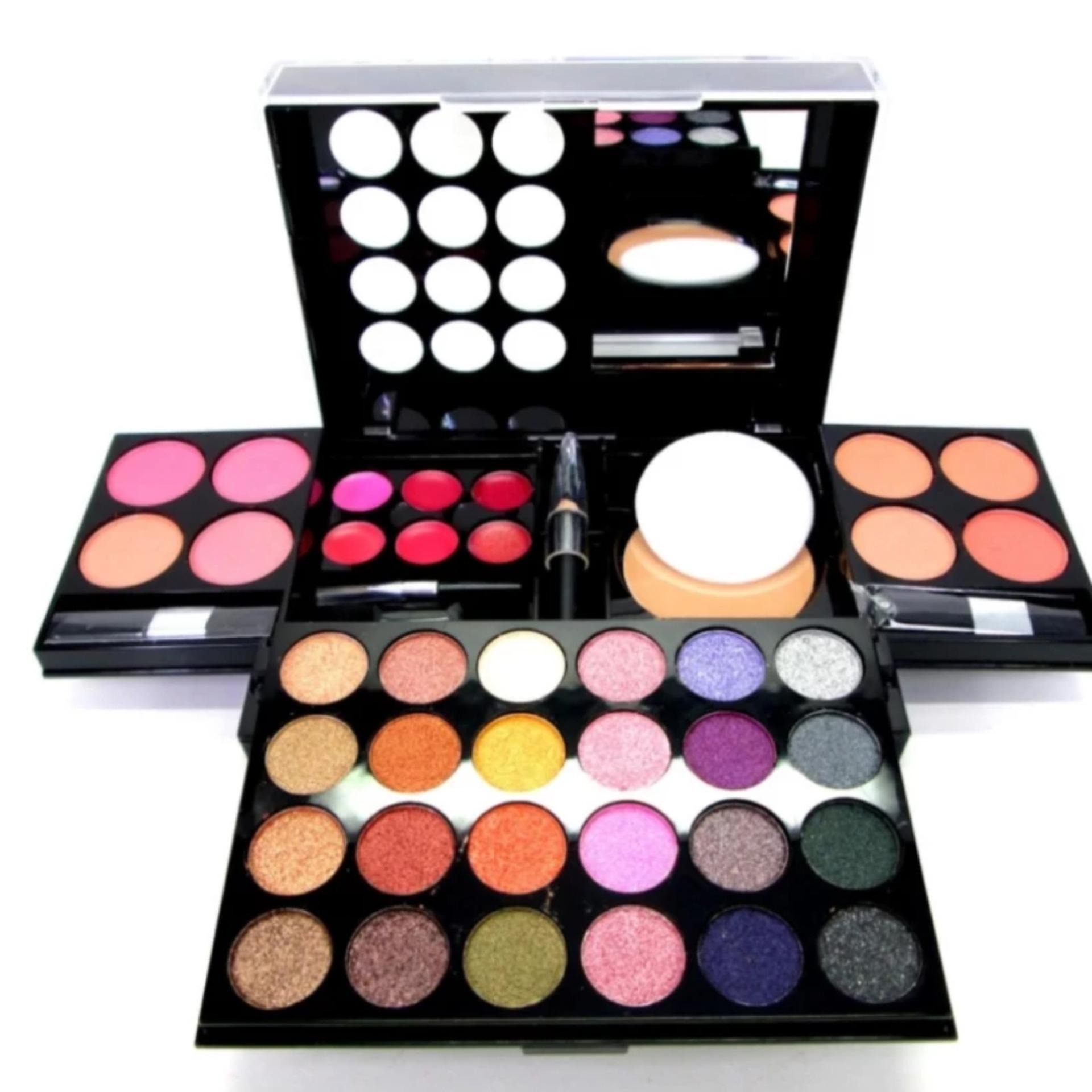 Set trang điểm Sivanna Colors Pro Make Up Palette #No 03