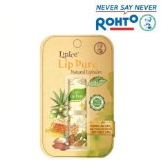 Nơi mua Son dưỡng chiết xuất thiên nhiên Lipice Lip Pure mùi Chanh mơ 4g