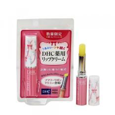 Son Dưỡng Môi chống thâm DHC Lip Cream- Made in Japan-1.5g