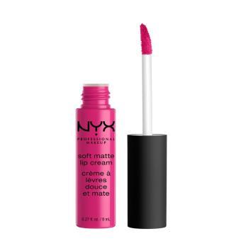 Son kem NYX Professional Makeup Soft Matte Lip Cream Addis AbabaSMLC07