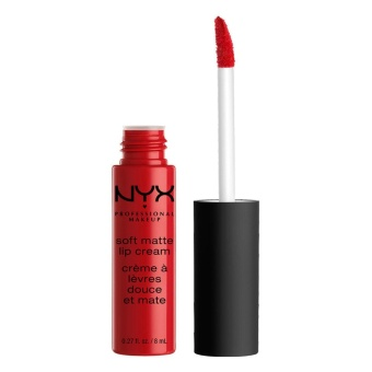 Son kem NYX Professional Makeup Soft Matte Lip Cream AmsterdamSMLC01