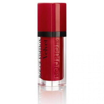 Son lì bourjois rouge edition velvet 15 red volutionr 7.7ml (đỏ thuần túy)
