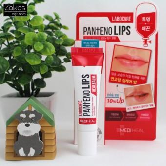 Tư vấn mua Son Trị Thâm Môi Mediheal Labocare Panteno Lips #Healbalm dưỡng ẩm 10ml (Đỏ)
