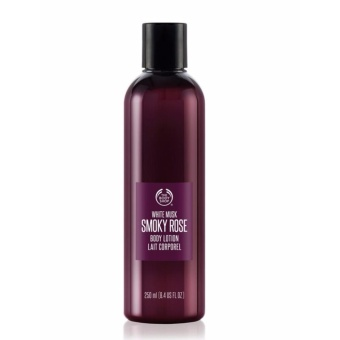 Sữa dưỡng thể THE BODY SHOP White Musk™ Smoky Rose Body Lotion 250ml