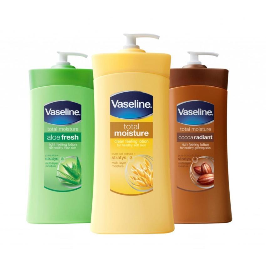 Sữa Dưỡng Thể Vaseline Healthy White Lightening Instant Fair 725ml
