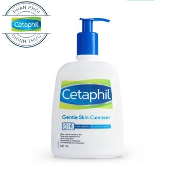 Sữa rửa mặt Cetaphil Gentle Skin Cleaner 500mL - 8089713 , CE669HBAA3818HVNAMZ-5635039 , 224_CE669HBAA3818HVNAMZ-5635039 , 270600 , Sua-rua-mat-Cetaphil-Gentle-Skin-Cleaner-500mL-224_CE669HBAA3818HVNAMZ-5635039 , lazada.vn , Sữa rửa mặt Cetaphil Gentle Skin Cleaner 500mL