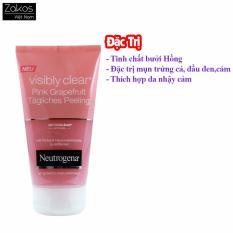 Bảng Giá Sữa rửa mặt đặc trị mụn tinh chất bưởi chùm Neutrogena visibly clear pink grapefruit peeling 150ml