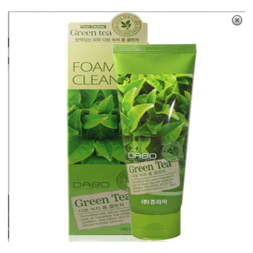 Bảng Giá Sữa rửa mặt dành cho nam TRÀ XANH GREEN TEA Dabo