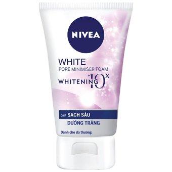 Sữa rửa mặt dưỡng trắng và sạch sâu NIVEA White Pore Minimiser Foam 100g - 8071389 , BR425HBBBVVKVNAMZ-934697 , 224_BR425HBBBVVKVNAMZ-934697 , 71000 , Sua-rua-mat-duong-trang-va-sach-sau-NIVEA-White-Pore-Minimiser-Foam-100g-224_BR425HBBBVVKVNAMZ-934697 , lazada.vn , Sữa rửa mặt dưỡng trắng và sạch sâu NIVEA White Pore