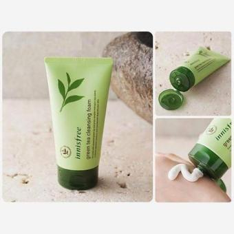 Sữa Rửa Măt Green Tea Pure Cleansing Foam Innisfree