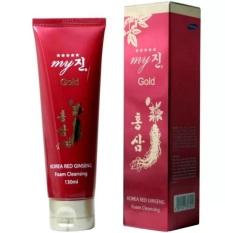 Sữa Rửa Mặt Hồng Sâm Đỏ Korea Ginseng Co. 130ml