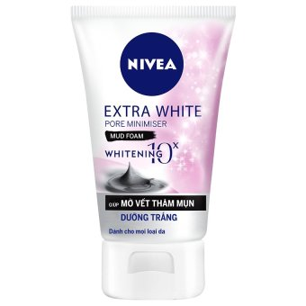 Cách mua Sữa rửa mặt khoáng chất trắng da NIVEA 50g