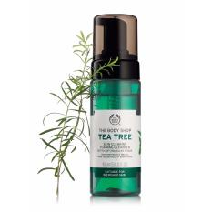Sữa rửa mặt THE BODY SHOP Tea Tree SKin Clearing Foaming Cleanser 150ml