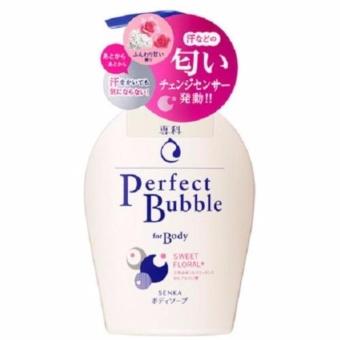 Sữa tắm Perfect 500ml sáng da, căng mịn Nhật Bản