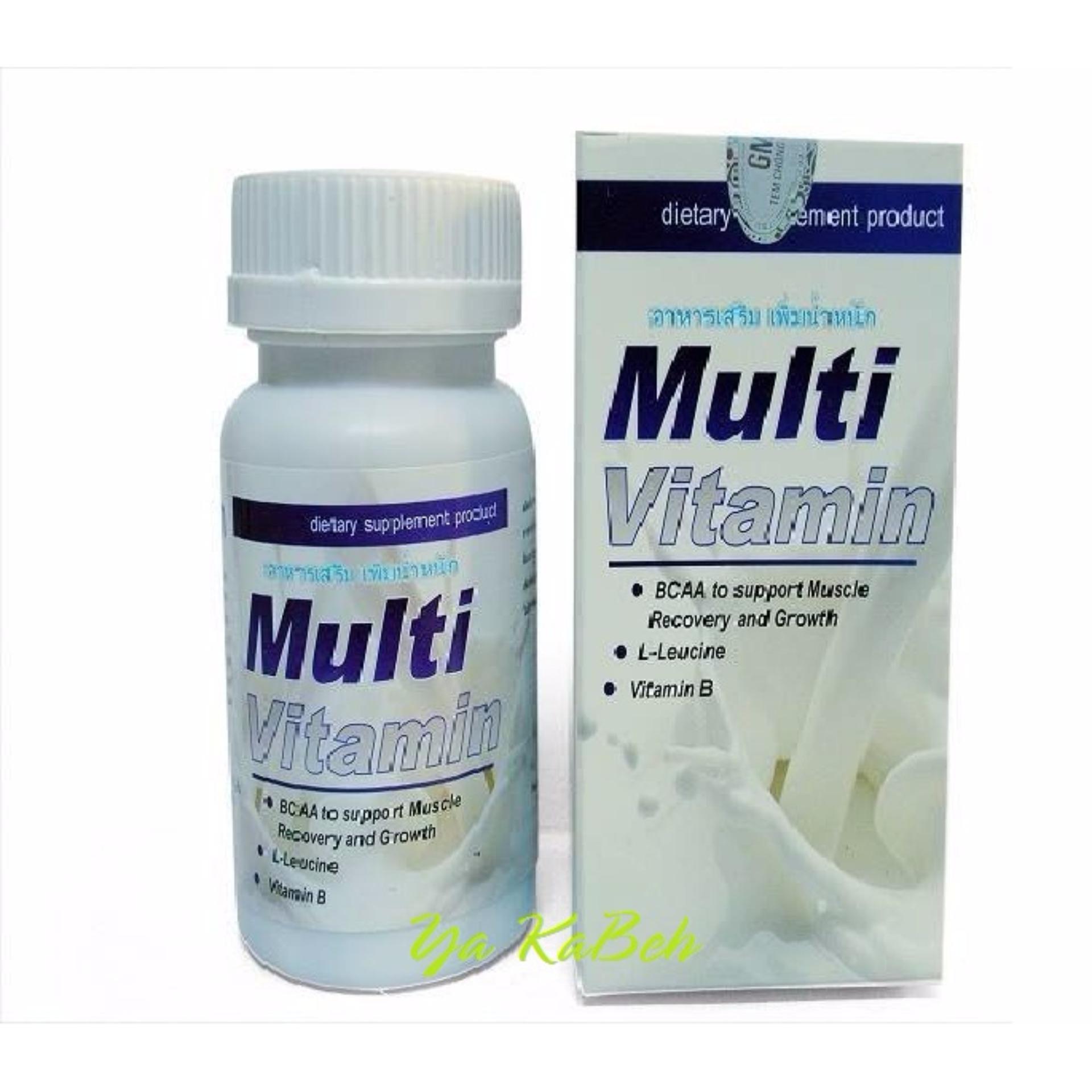 Báo Giá Tăng Cân Multi Vitamin