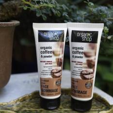 Đánh Giá Tẩy tế bào chết da mặt Organic Coffee & Powder 75ml
