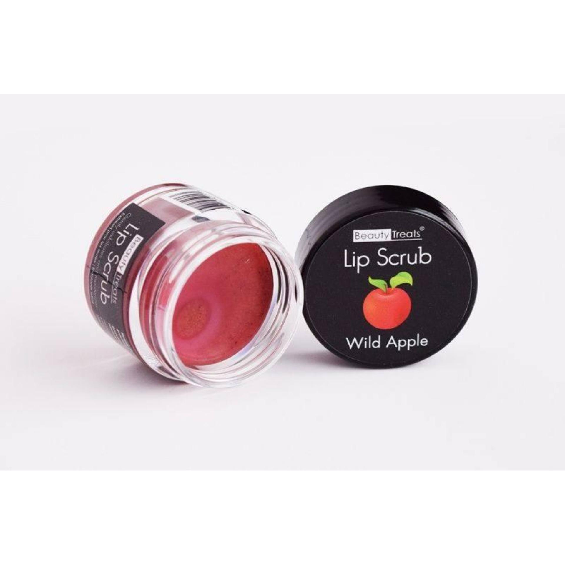 Tẩy da chết môi Beauty Treats Lip Scrub 10,5g – Hương Táo