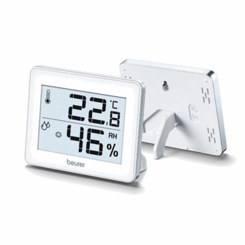 Thiết bị đo nhiệt độ độ ẩm gia đình HM16(White) bán chạy