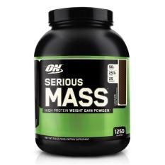 Bảng Giá Thực phẩm bổ sung Optimum Nutrition Serious Mass Chocolate 6 lbs