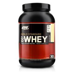 Giá KM Thực phẩm bổ sung Optimum Nutrition Tăng Cơ Whey protein Gold Standard 100% Whey vị Vanilla Ice Cream2 lbs