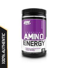 Thực phẩm Bổ sung Tăng Năng lượng-ON Essential Amino Energy 270g vị Concord Grape