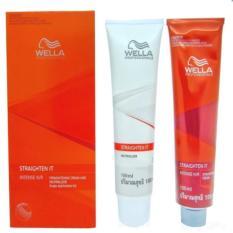 Thuốc duỗi tóc suôn mượt Wella dành cho tóc khỏe 100ml