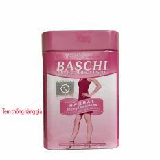 Thuốc Giảm Cân Baschi Hộp Thiếc – Siêu Giảm Cân (Hồng)