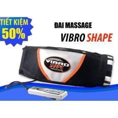 Máy Massage Bụng, Giảm Mỡ Bụng, Đai Massage Toàn Thân Vibro Shape Hàng Nhập Khẩu, Chất Lượng Cao, Giá Tốt, Bảo Hành Uy Tín 1 Đổi 1 Bởi Remax Store