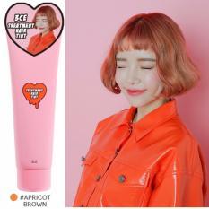 Thuốc nhuộm tóc 7 ngày 3CE Treatment Hair Tint #Apricot Brown