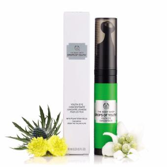 Tinh chất dưỡng mắt THE BODY SHOP Drops Of Youth Eye Concentrate 15ml