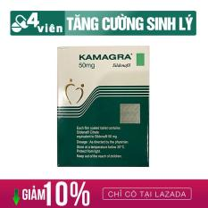 Giá bán Tinh chất hỗ trợ sức khỏe nam giới Kamagra -KM2
