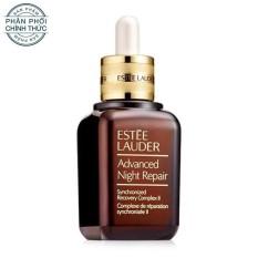 [Premier] Estée Lauder – Tinh chất phục hồi da ban đêm Advanced Night Repair Serum 30ml – Authorized by Brand