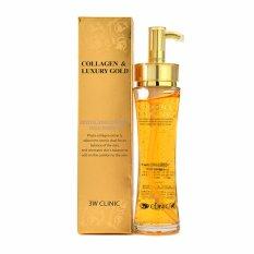 Tinh Chất Tái Tạo Dưỡng Trắng Da 3w Clinic Collagen Luxury Gold 150ml