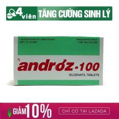 Tinh chất tăng cường sinh lực phái mạnh Androz-100 *Gunshop*