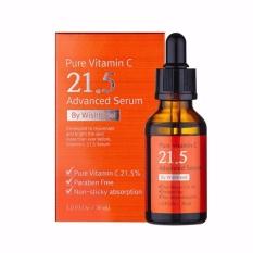 Cập Nhật Giá Tinh chất Vitamin C dưỡng trắng da trị mụn làm mờ vết thâm OST C 20 Pure Vitamin C 21.5 Advanced Serum 30ml