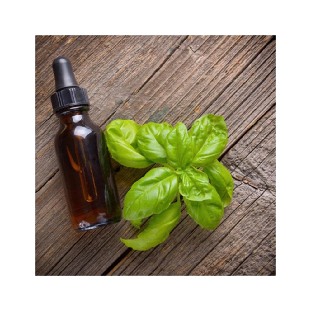 Tinh dầu hương nhu kích thích mọc tóc