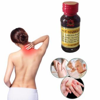 Tinh dầu massage đa năng Huế 60ml