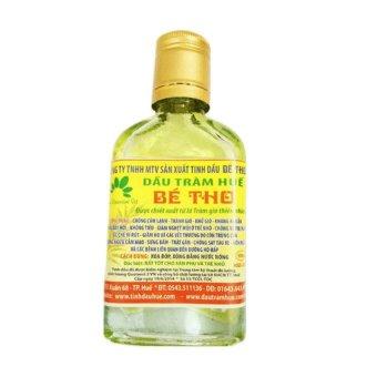 Tinh dầu Tràm nguyên chất Bé Thơ 100ml