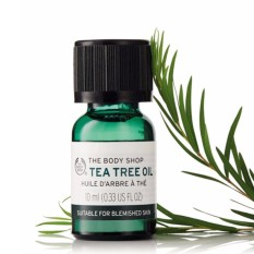 Tinh dầu trị mụn THE BODY SHOP Tea Tree Oil 10ml