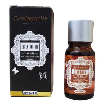 Tinh dầu vỏ quế Milaganics 10ml
