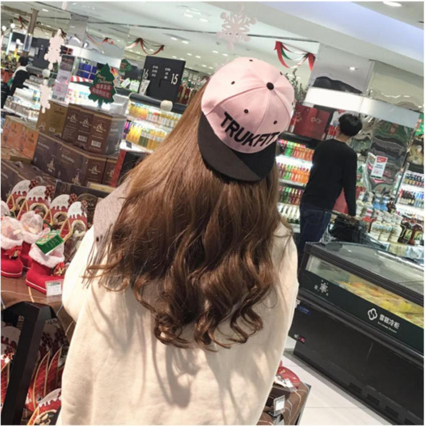 tóc giả nữ Hàn Quốc cao cấp TG1369 ( NÂU HẠT DẺ NHƯ HÌNH )