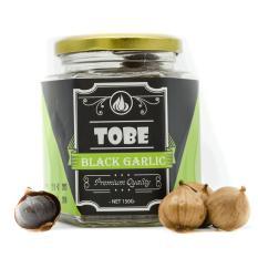 Tỏi đen cô đơn TOBE – hũ thủy tinh 150 gram (trừ bì).