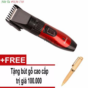 Tông đơ cắt tóc cho trẻ em Kemei KM-730 tặng kèm bút gỗ cao cấp trị giá 100.000 - 8218958 , KE397HBAA2UYLFVNAMZ-4931017 , 224_KE397HBAA2UYLFVNAMZ-4931017 , 150000 , Tong-do-cat-toc-cho-tre-em-Kemei-KM-730-tang-kem-but-go-cao-cap-tri-gia-100.000-224_KE397HBAA2UYLFVNAMZ-4931017 , lazada.vn , Tông đơ cắt tóc cho trẻ em Kemei KM-730 t
