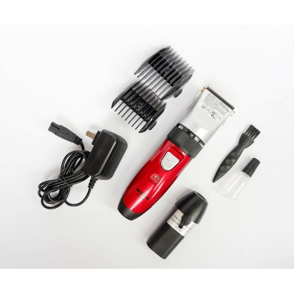 Tong do cat toc cho tre em - Tông đơ cắt tóc WEITE PRO, KHỎE, BỀN, ÊM -BẢO HÀNH 12...