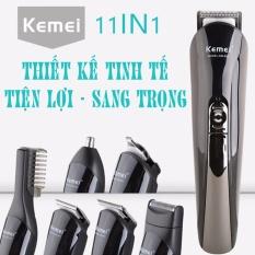 Tông đơ cắt tóc đa năng 6in1 Kemei KM-600 – Hãng phân phối chính thức