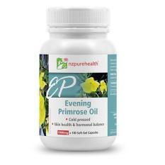 Viên Uống Dầu Hoa Anh Thảo Nzpurehealth Evening Primrose Oil